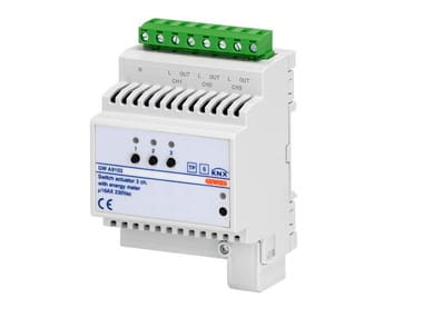 Automation and control system KNX   ATTUATORE