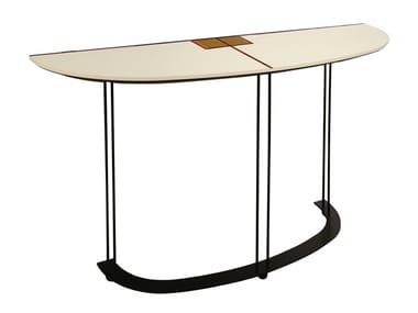 Demilune console table AUREOLA C2 C | Demilune console table