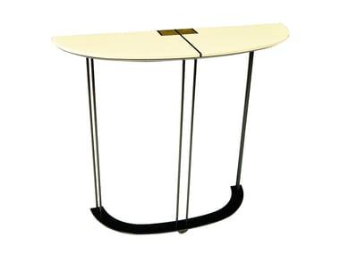 Demilune console table AUREOLA C1C | Demilune console table