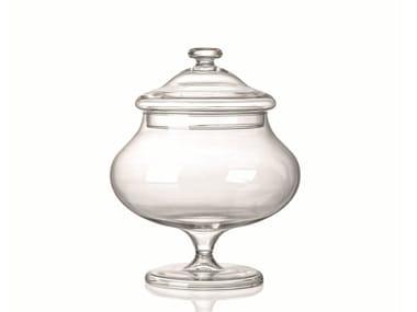 Borosilicate glass food-storage box AURORA 8189.1 | Food-storage box