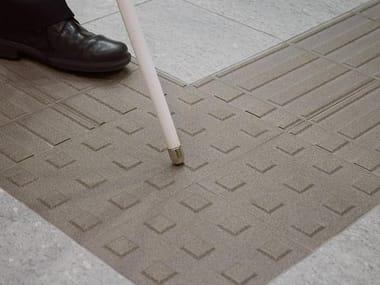 Pavimento in gres porcellanato per interni ed esterni AUTONOMY | Noppean A Emerald