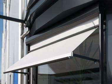 Box Folding arm awning VISOMBRA