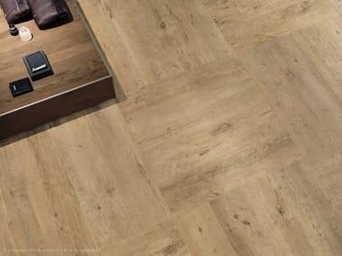 Pavimento in gres porcellanato effetto legno AXI | Pavimento in gres porcellanato