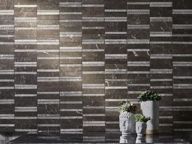 Marble mosaic AZAN