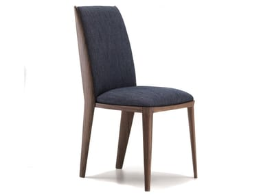 Upholstered fabric chair B 1635 | Chair