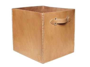 Leather storage box 389 | Storage box