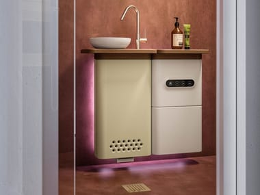 Steam generator for Turkish baths BABELE PRO