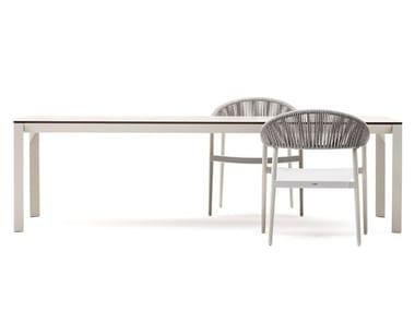 Tavoli allungabili in acciaio inox archiproducts