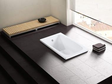 Vasca Da Bagno Corta Dimensioni : Vasche da bagno con seduta archiproducts