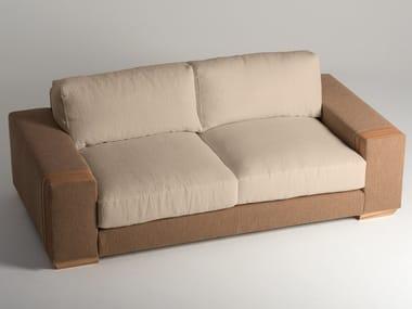 3 seater fabric sofa BAGARRE PATIO