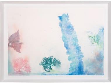 Paper Painting Bahamas