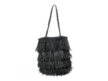 Raffia bag BAHAMAS TOTE