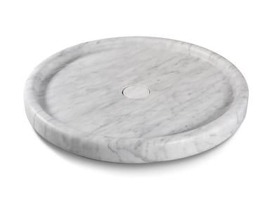 Receveur de douche en marbre BALNEA | Receveur de douche