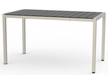 Tavolo da giardino rettangolare in HPL BALTIC | Tavolo in laminato
