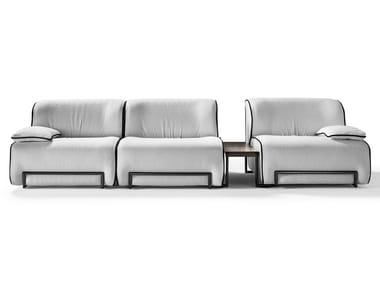 Sectional modular fabric sofa BAMBOO | Modular sofa