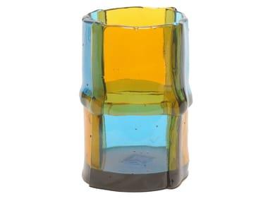 Vaso in resina BAMBOO S