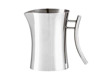 Stainless steel milk pot BAMBOO | Milk pot
