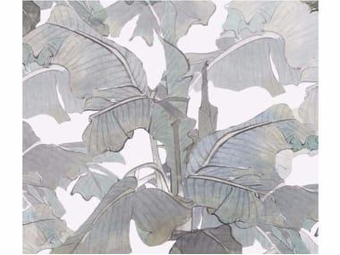 Tropical wallpaper BANANO PARADISE