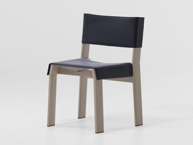 Aluminium chair BAND | Aluminium chair