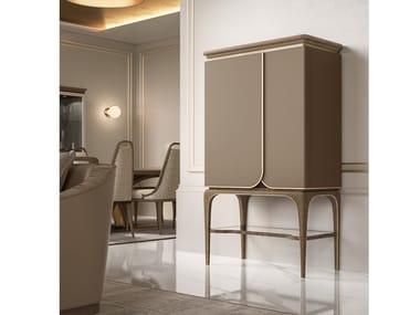 Wooden bar cabinet ALEXANDER   Bar cabinet
