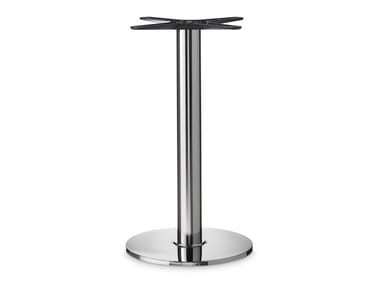 Stainless steel table base BASE 430