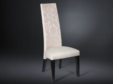 High-back fabric chair BASIC ANDY