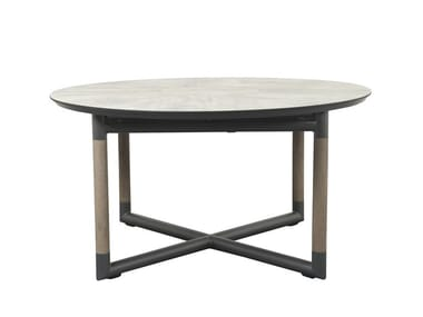 Table extensible ronde BASTINGAGE | Table ronde