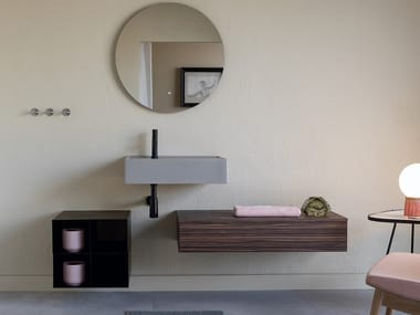 Bathroom wall shelf SOLID | Bathroom wall shelf