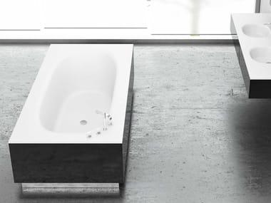Vasca da bagno rettangolare da incasso BETA FUSION   Vasca da bagno