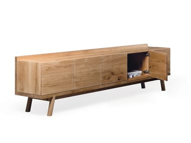 Modulares Sideboard aus Holz BC01 | Sideboard aus Holz