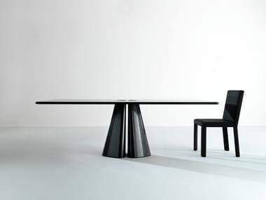 Tavolo rettangolare in marmo RAJA BD44 R
