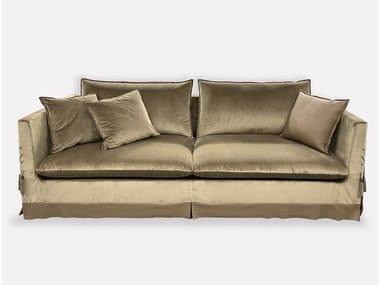 Sofá de veludo BEACHCOMBER | Sofá de veludo