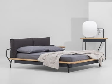 Double bed KIER | Bed