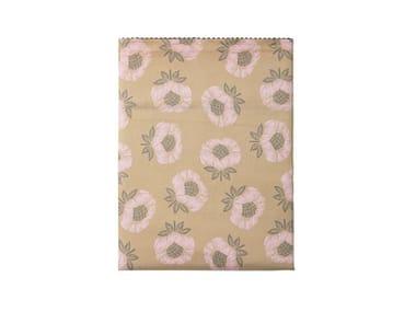 Lenzuola stampato in cotone con motivi floreali OPIUM | Lenzuola