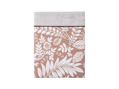 Lenzuola stampato in cotone con motivi floreali L'ÎLE ROUSSE   Lenzuola