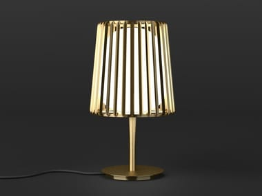 LED direct light brass bedside lamp JULIA | Bedside lamp