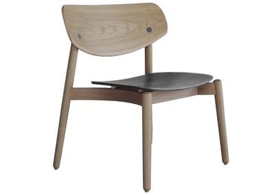 Beech dual color easy chair FIZZ   Beech easy chair