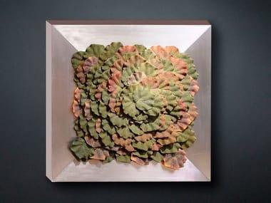 Vegetal frame BEGONIA | Vegetal frame