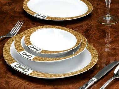 Porcelain plates set BEL AIR | Plates set