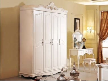 Wooden wardrobe BELLA 903 | Wardrobe