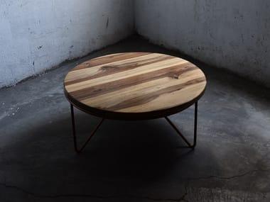 Tavolino rotondo BELLAVISTA WOODTOP