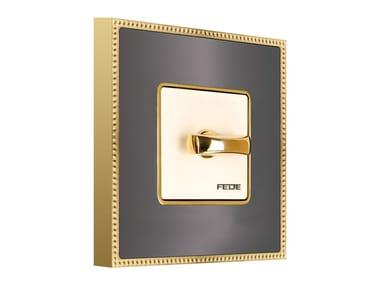 Metal wiring accessories BELLE ÉPOQUE METAL GOLD