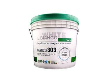 Idropittura traspirante BIANCO 303