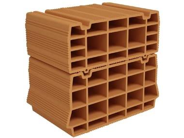 Slab clay block BIC S225+SS160
