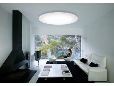 Fluorescent ceiling lamp BIG | Ceiling lamp