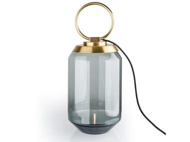 LED direct light Murano glass table lamp BIJOU BIJOU | Table lamp