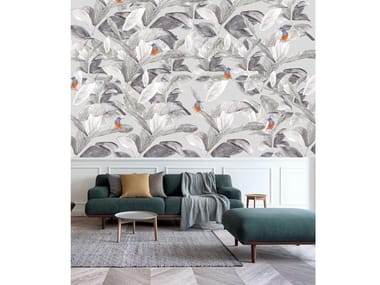 Rivestimento / carta da parati BIRDS