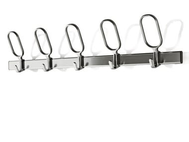 Wall-mounted coat rack BIRDS ON A WIRE