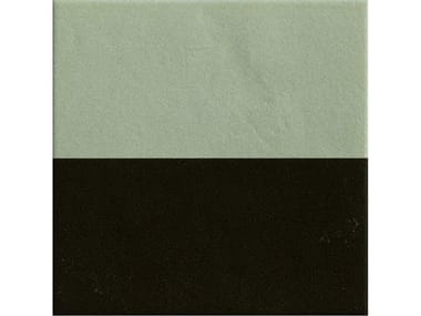 Pavimento/rivestimento in gres porcellanato smaltato BLACK GREEN