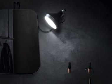 Adjustable Mirror lamp BLACK & WHITE